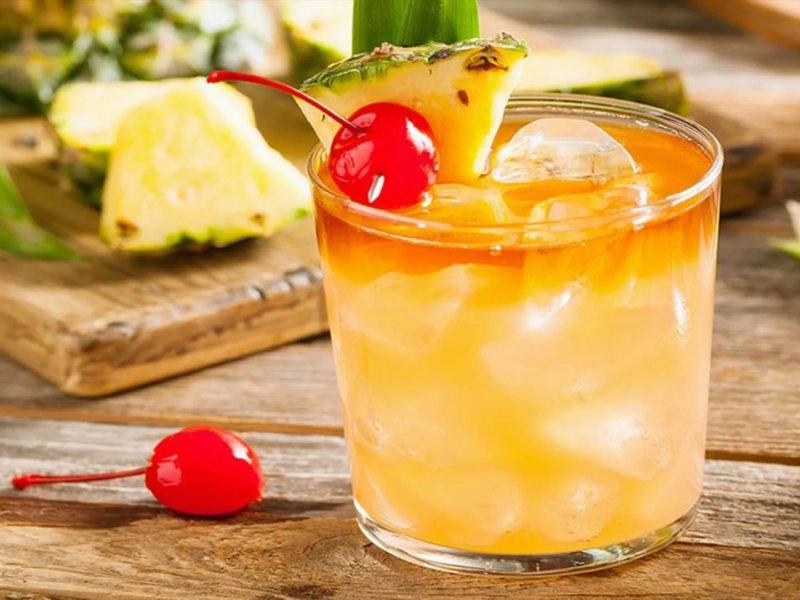 Origin of Mai Tai Cocktail Drink