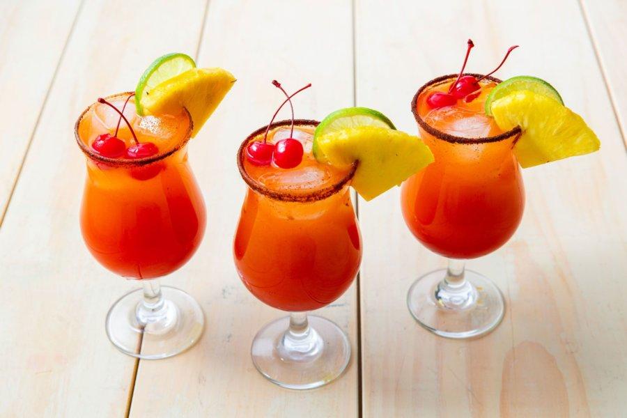 Mai Tai Cocktail Ingredients