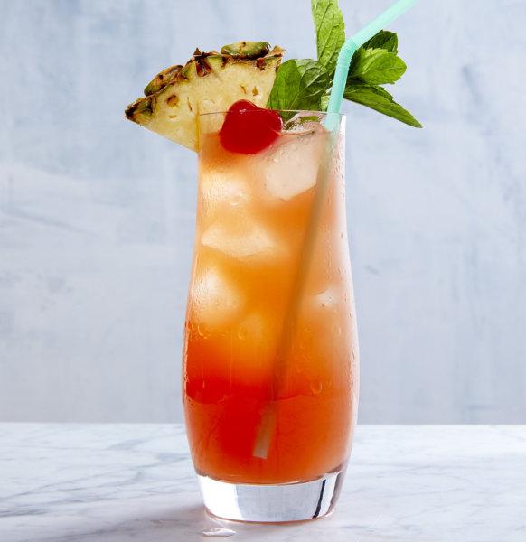 How to Make Mai Tai Cocktail