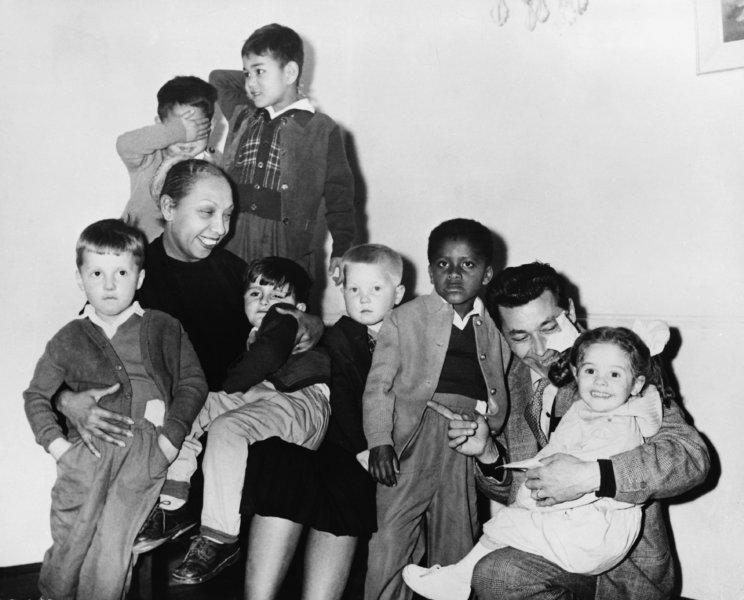 Josephine Baker Children