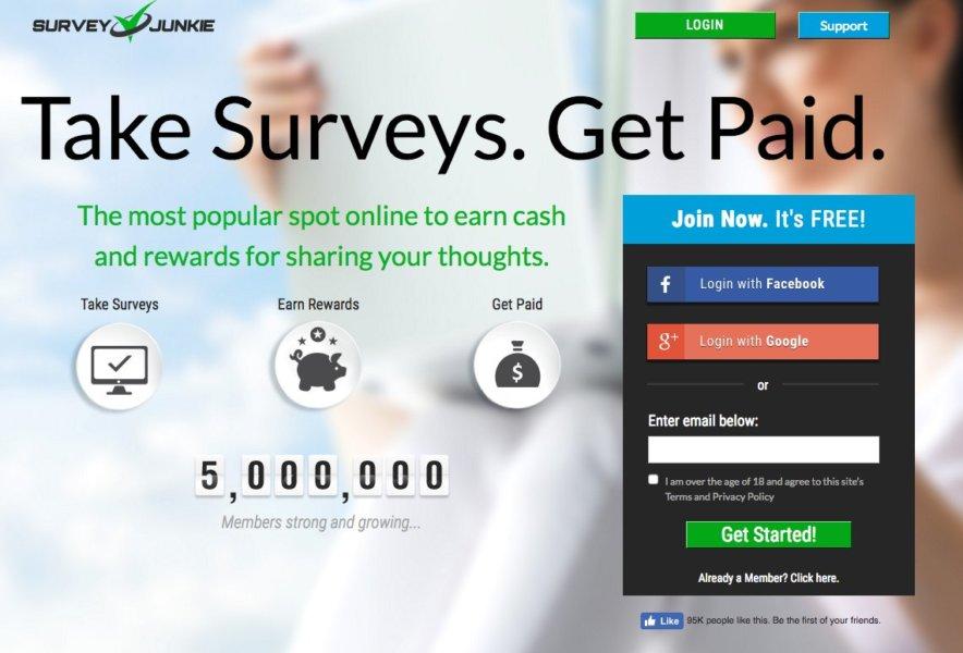 Survey-Junkie