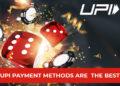 Online Casinos with UPI Deposit Option