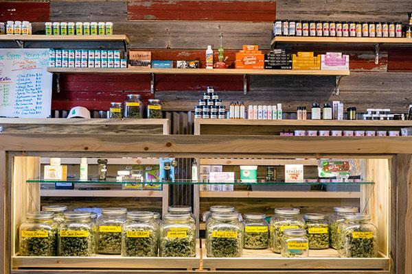 Colorado Dispensary