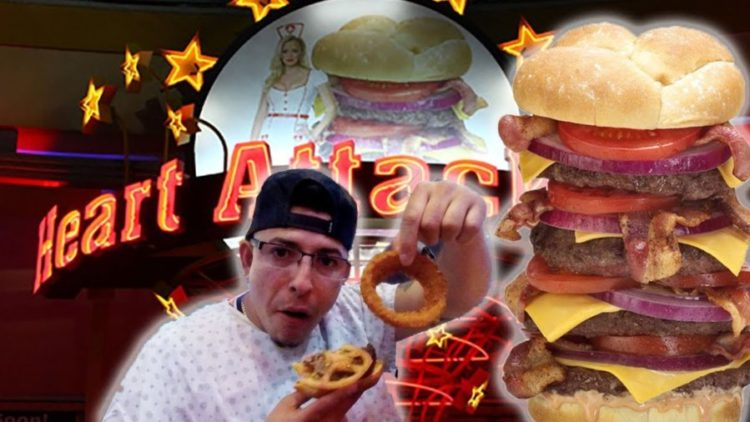 Celebrate Unhealthiness At Heart Attack Grill