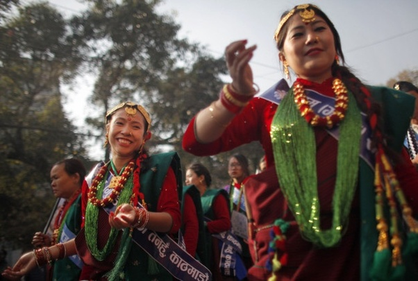 In Some Nepali Tribes, Many Brother Share Only One Woman