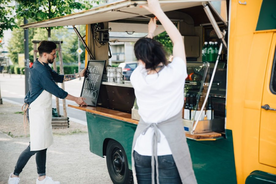 some of The Best Places to Buy A Food Truck