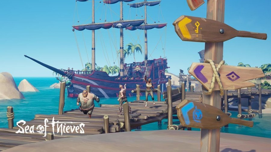 Brief on The Sea of Thieves