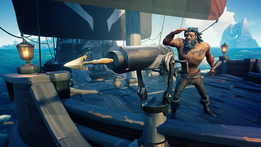 Sea of Thieves Coming to Nintendo Switch