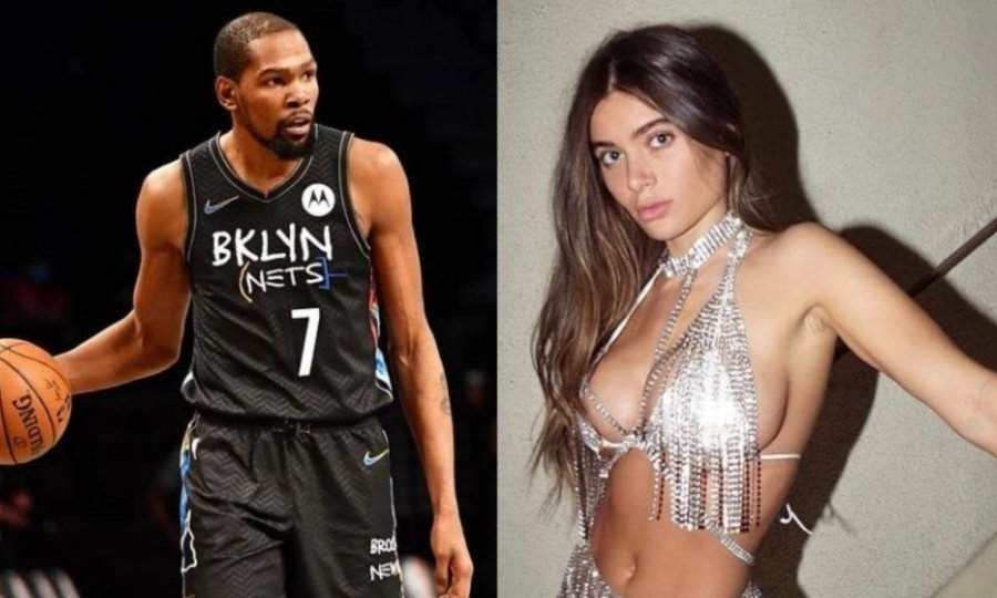 Kevin Durant dated Lana