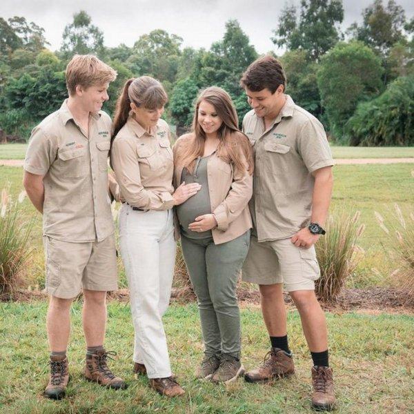 Is Bindi Irwin Pregnant