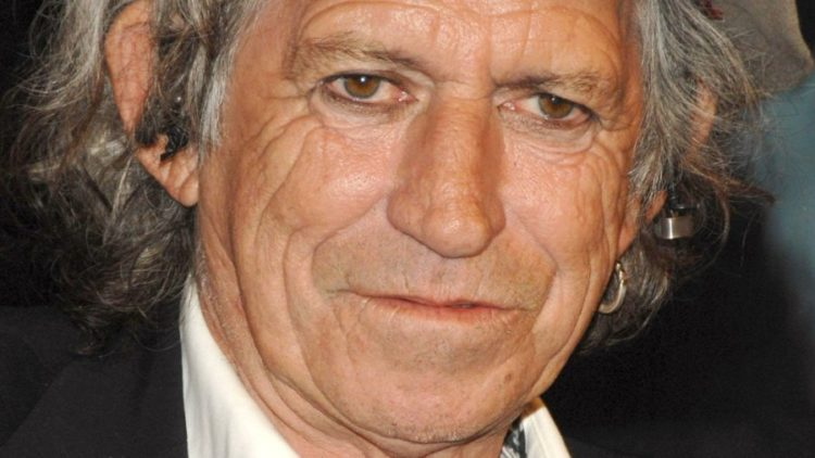 How Old Is Keith Richards