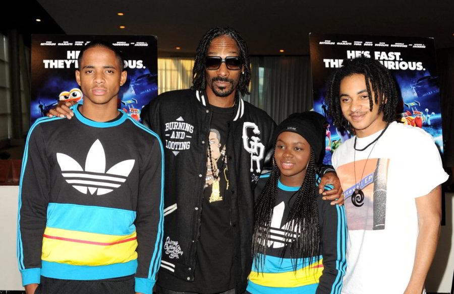 Details on Snoop Dogg's Kids