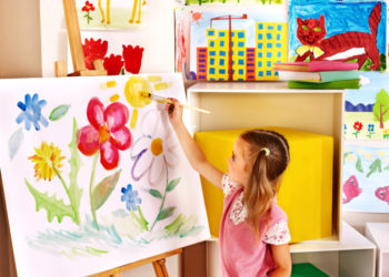 Easy Painting Ideas for Kids