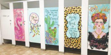 Inspiring School Bathroom Makeover Ideas