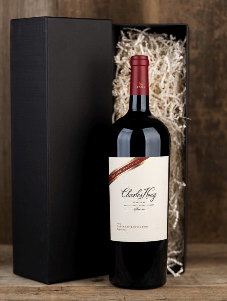 Best California Red Charles Krug Cabernet Sauvignon