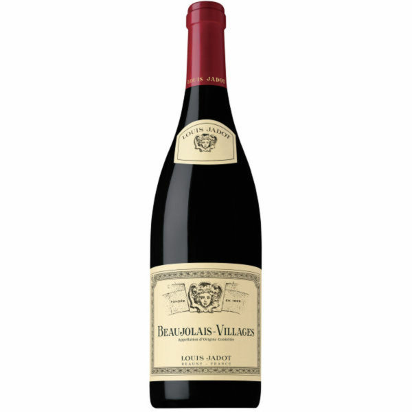 Lous Jadot Beaujolais red wine