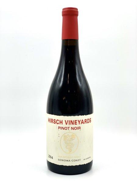 Hirsch Vineyards San Andreas Fault Pinot Noir Red Wine