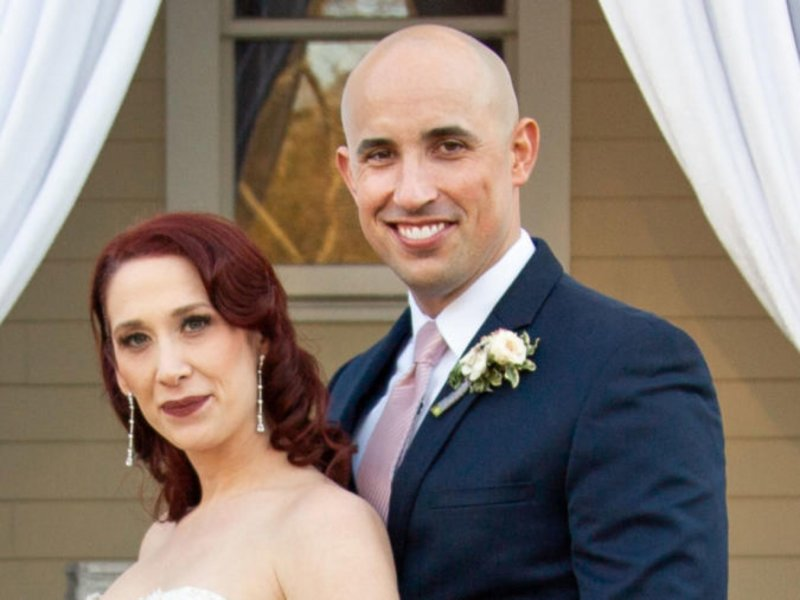 Elizabeth Bice and Jamie Thompson Married at First Sight season 9