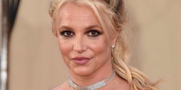 Britney Spear's New Sexy Topless, Steamy Picture Has People Talking