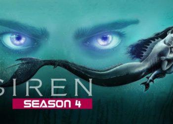 Siren Season 4 Release Date