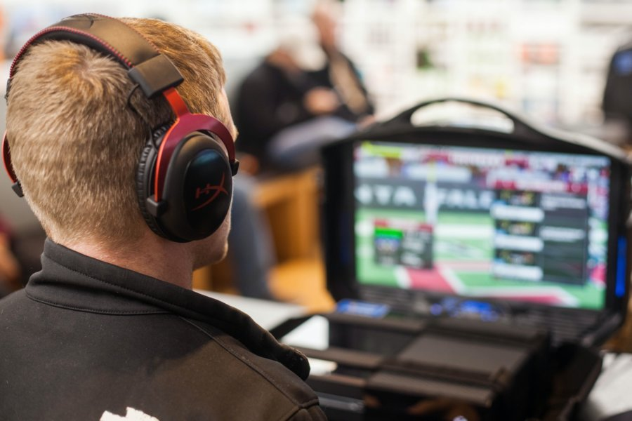 It's All About Esports