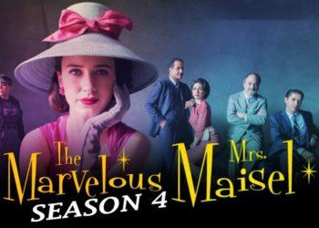 The Marvelous Mrs Maisel Season 4 Release Date