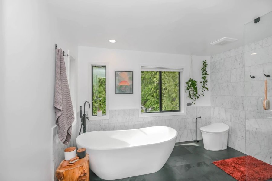 How to plan a bathroom layout