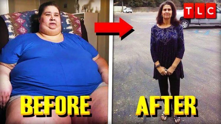 My 600 Lb Life Transformation