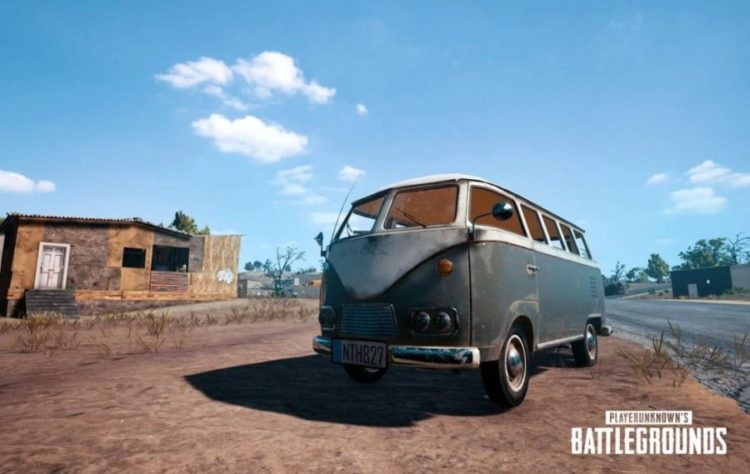 Vehicle Guide of PUBG