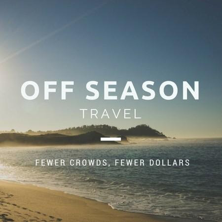 Go for Off Season Travelling
