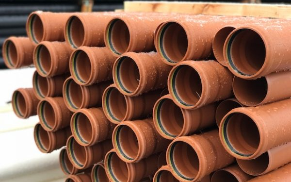 Types of drain pipes
