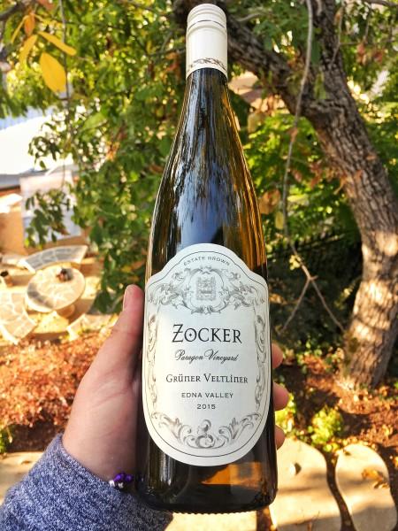 Zocker Paragon Vineyard Grüner Veltliner