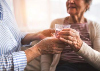 Elderly Dehydration In Nursing Homes