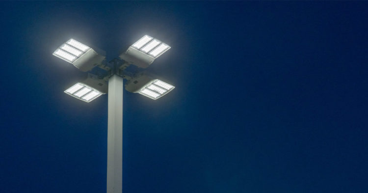 LED Parkinglot Lights