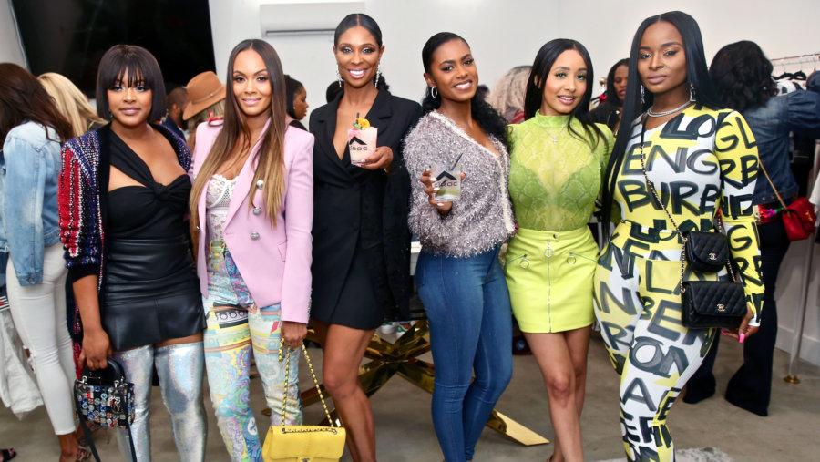 Basketball Wives season 10 cast