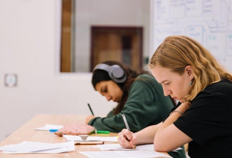Brainstorming in the exam