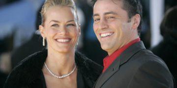Matt LeBlanc's ex-wife Melissa McKnight