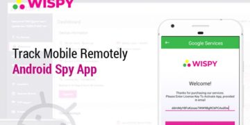 Mobile Phone Tracking App