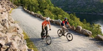 New England Bike Trails for Fall