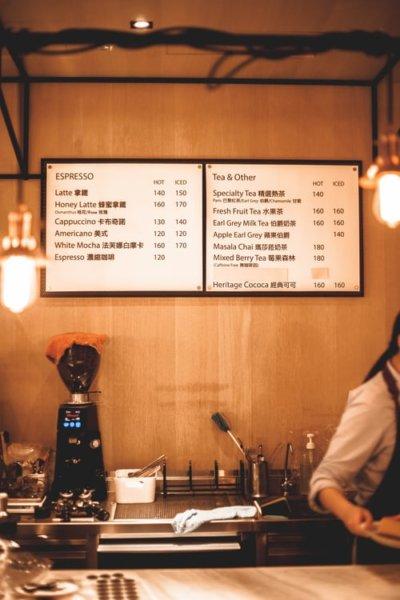 रेस्तरां मेनू डिजाइन