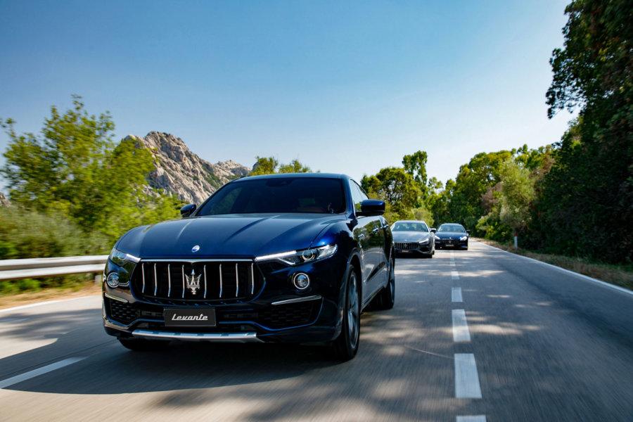Maserati Luxury Car