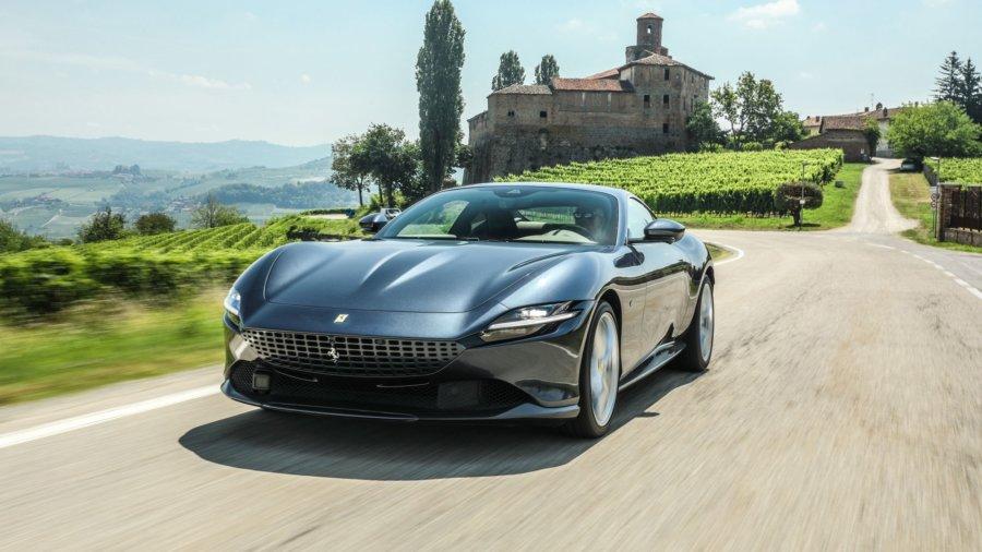 Ferrari Luxury Car