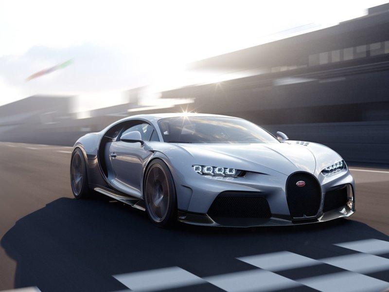 Bugatti Luxury Car