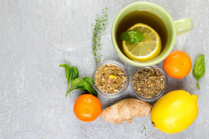 Consider taking natural remedies