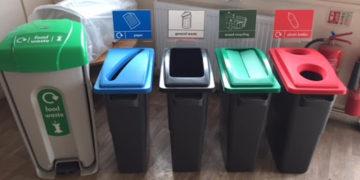 Corporate Recycling Program