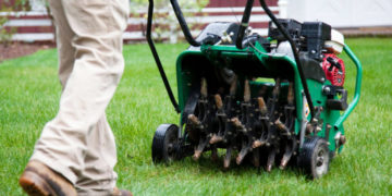 What is a Lawn Aerator