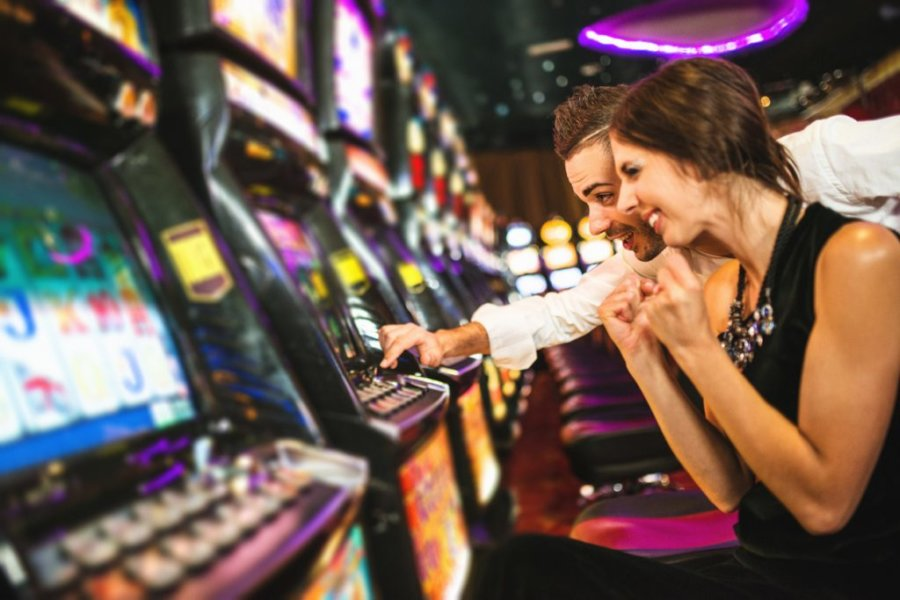 Constant Practice of Playing slots
