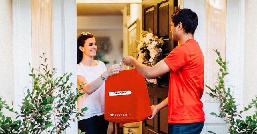 benefits of working as a DoorDash Dasher