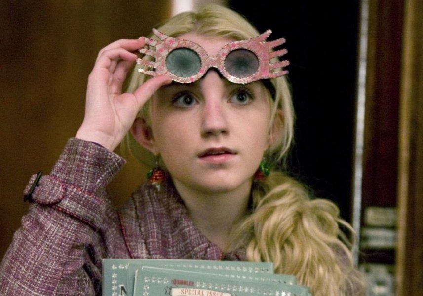 Luna Lovegood - Harry Potter Characters