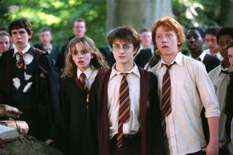 Favorite Harry Potter Characters